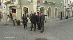 JW-Freistadt zum Thema Altstadtsterben