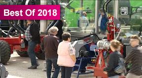 Jahresrückblick 2018 - Jubiläen