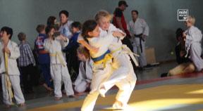 Judoturnier in Ulrichsberg