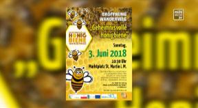 Ankündigung Eröffnung Bienenwanderweg in St. Martin i. Mkr.