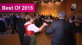 Seniorenbund Landesball im Brucknernhaus