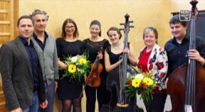 Das oö Jugendsinfonieorchester zu Gast in Hellmonsödt