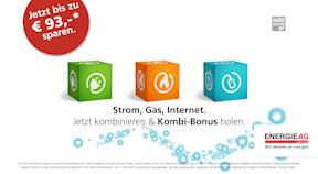 Energie AG – richtig kombinieren