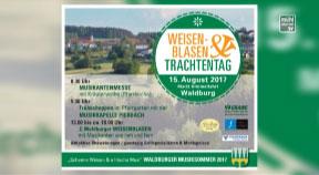 Ankündigung: Weisenblasen in Waldburg