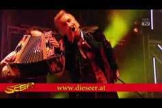 SEER-Konzert in der Messehalle Freistadt