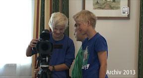 "Rückblick 2013: Ferienprogramm ""Hollywood in Rohrbach"""