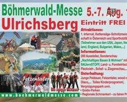 Ankündigung Böhmerwaldmesse 2011