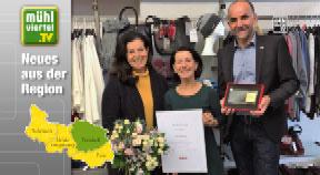 Ehrung für Andrea Chalupar – Unternehmerin aus Freistadt