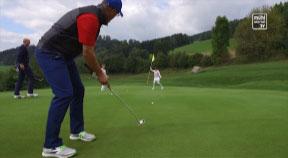 Charity-Golfturnier für Karibu World in St. Oswald bei Freistadt