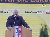 Eröffnung Kreuzung Kleinzell