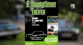 Ankündigung Youngtimerclub Treffen in Putzleinsdorf