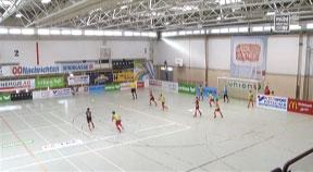 30. Hallenfußball-Nachwuchsturnier in Rohrbach
