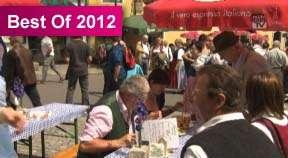 Färbermarkt in Gutau 2012