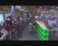 24 h Indoor Mountainbike WM in Freistadt