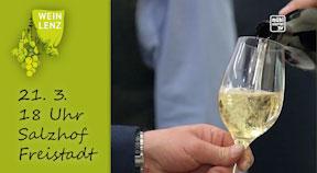 Ankündigung Weinlenz in Freistadt 2020