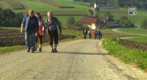 Gesunde Gemeinde Saxen – Gemeindewandertag