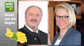 Bürgermeisterwechsel in Ottenschlag