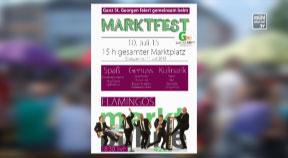Ankündigung Marktfest St. Georgen an der Gusen