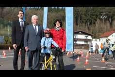 Steigerung der Verkehrssicherheit durch spezielle Radworkshops für Volksschulkinder