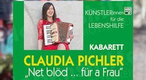 Ankündigung Kabarett der Lebenshilfe Freistadt im Salzhof