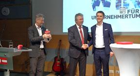 Wirtschaftsempfang Rohrbach und Verabschiedung Herbert Mairhofer
