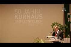 50 Jahre Kurhaus Bad Leonfelden u. Eröffnung Moorwaldweg