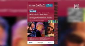 Ankündigung Konzertreihe JAZZ Im Schöffl: Trio MIT: Music in Touch