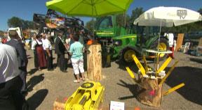 Die Highlights der Böhmerwaldmesse 2013