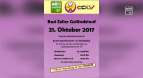 Ankündigung Uniformlauf in Bad Zell am 21.10.2017 ab 14:00