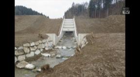 Hochwasserschutz in Mühlholz für die Sicherheit der Menschen