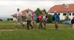 Bezirkswandertag Seniorenbund Urfahr-Umgebung in Schenkenfelden