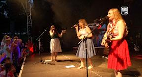Konzert Poxrucker Sisters in Aigen-Schlägl
