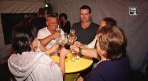 Ankündigung: Weinfest in Hellmondsödt