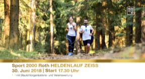 Ankündigung Heldenlauf in Neumarkt FF Zeiss