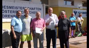 17. Bundesmeisterschaften Tennis in Ried im Innkreis erfolgreich durchgeführt