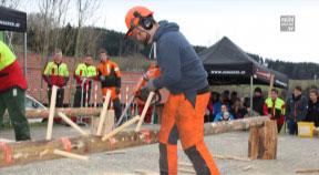 Forstwettbewerb der Landjugend Urfahr-Umgebung