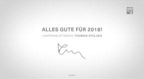 Neujahrsbotschaft von Landeshauptmann Stelzer