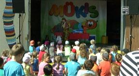 40 Jahre Mükis - Kinderspiele Perg