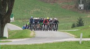 Neusserling Mountainbike Charity Ausfahrt