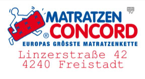Matratzen-Concord Aktion in Freistadt