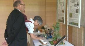 Präsentation der Diplomarbeiten an der HLFS Elmberg