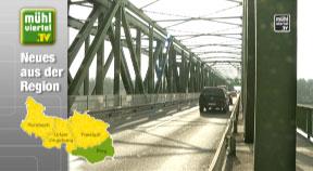Zweite Donaubrücke für Mauthausen