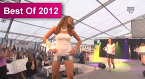 Miss Sterngart-Gusental-Wahl 2012