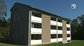 Eröffnung neues Schülerwohnheim an der HBLA Elmberg