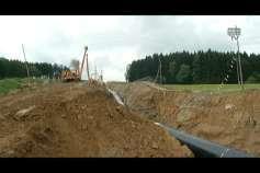 Gasleitung Rainbach - Bad Leonfelden
