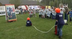 Landesfinale Safety-Tour des Zivilschutzverbandes