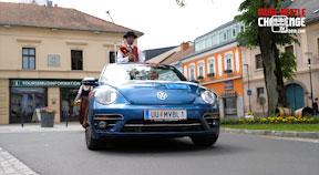 Letzte Übergabe Musi-Beetle in Bad Leonfelden beim Frühschoppen