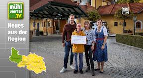 """""""Guglwald Wasser-Euro""""- jedes Glas Leitungswasser hilft"""