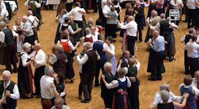 Seniorenbund Landesball im Brucknerhaus 2019