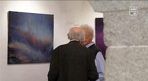 Vernissage von Künstler Thomas Paster